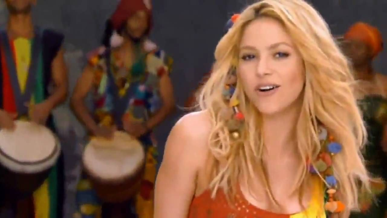 Shakira Waka Waka Video Free Download