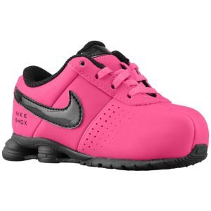 Nike Shox Pink And Black
