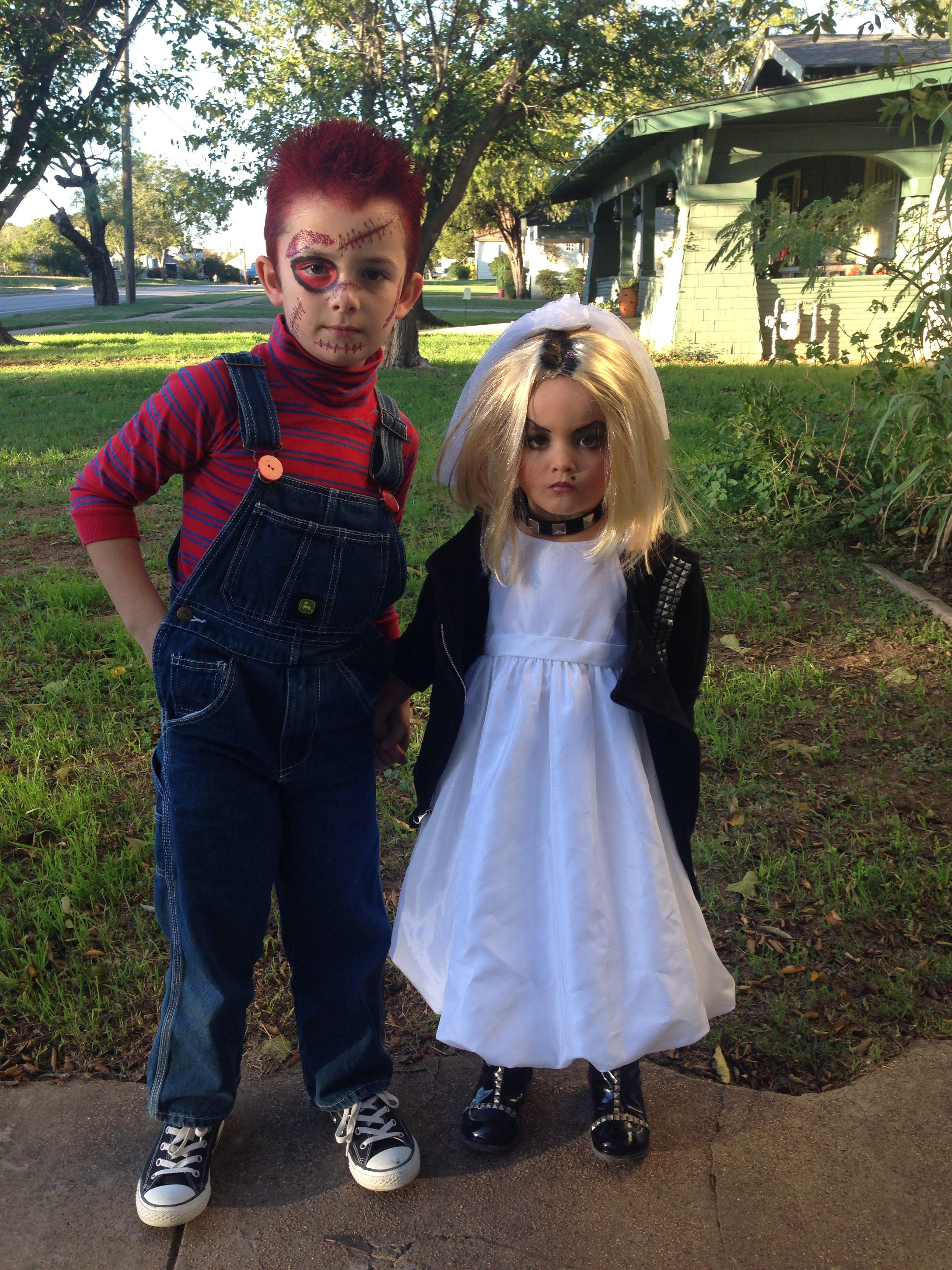 Chucky and bride of Chucky | halloween | Pinterest | Halloween parties