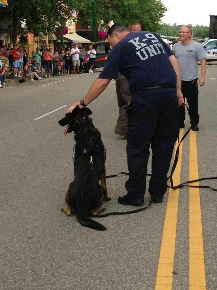 Donations Pour in After Retiring Ohio Cop Told K9 Will Be