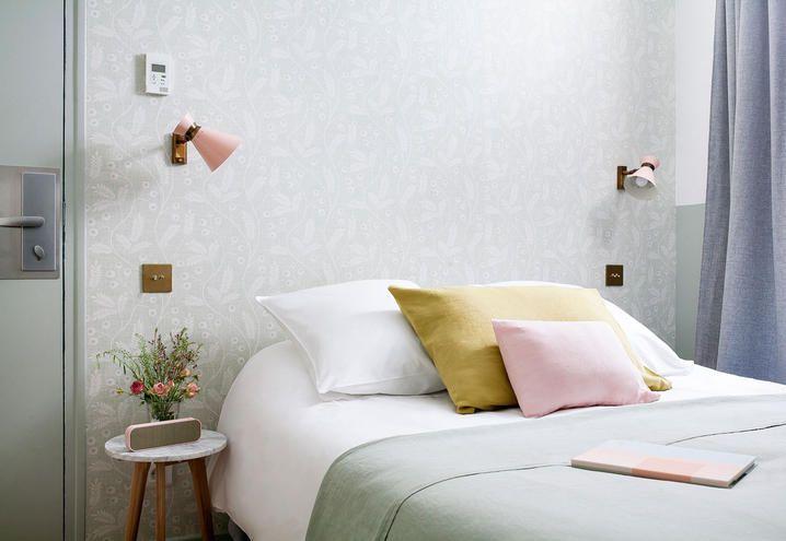 Design e vintage all 39 hotel henriette di parigi paris for Design hotel parigi