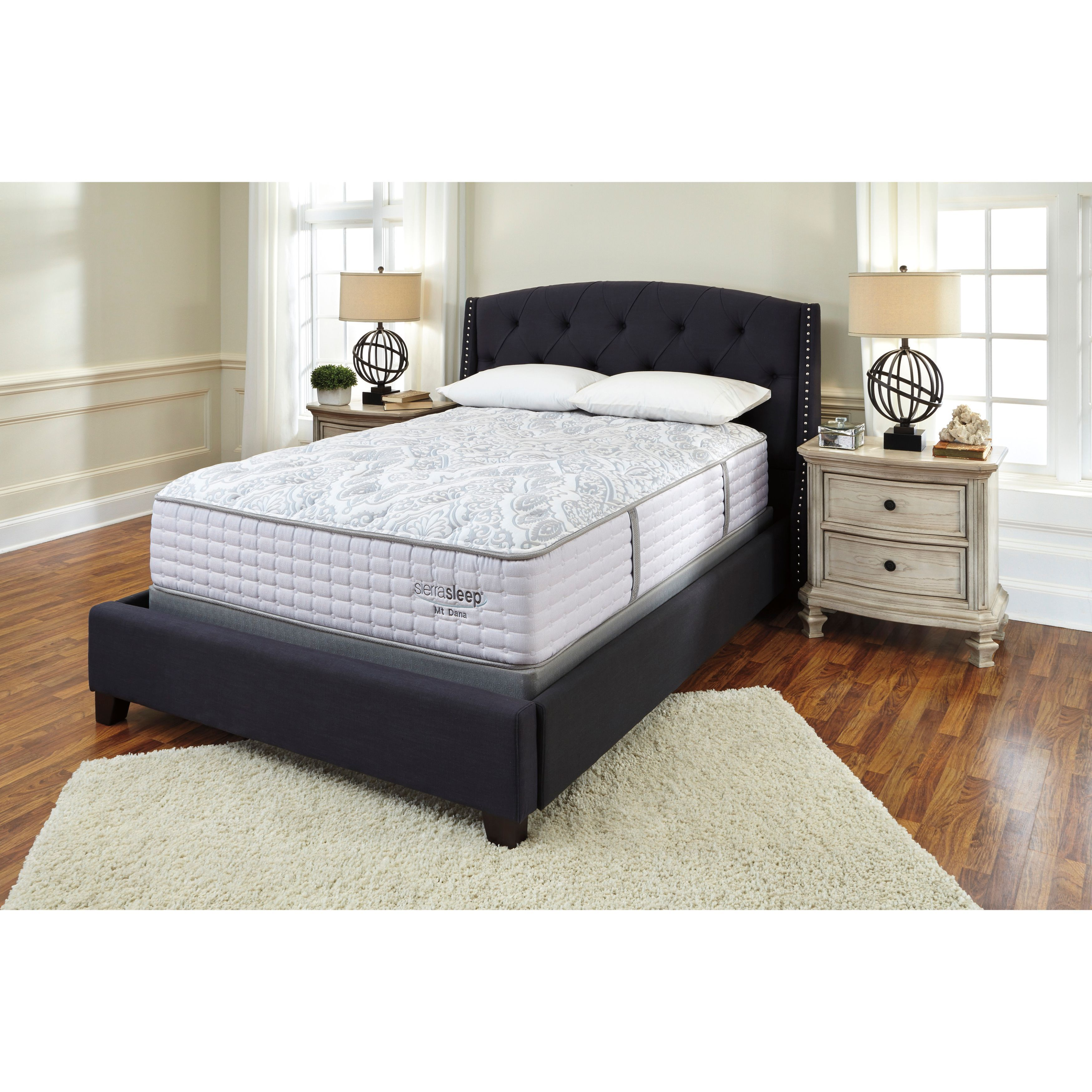 garden product home free mattress response top mattresses pillow today king size sealy performance inch plush overstock euro shipping set