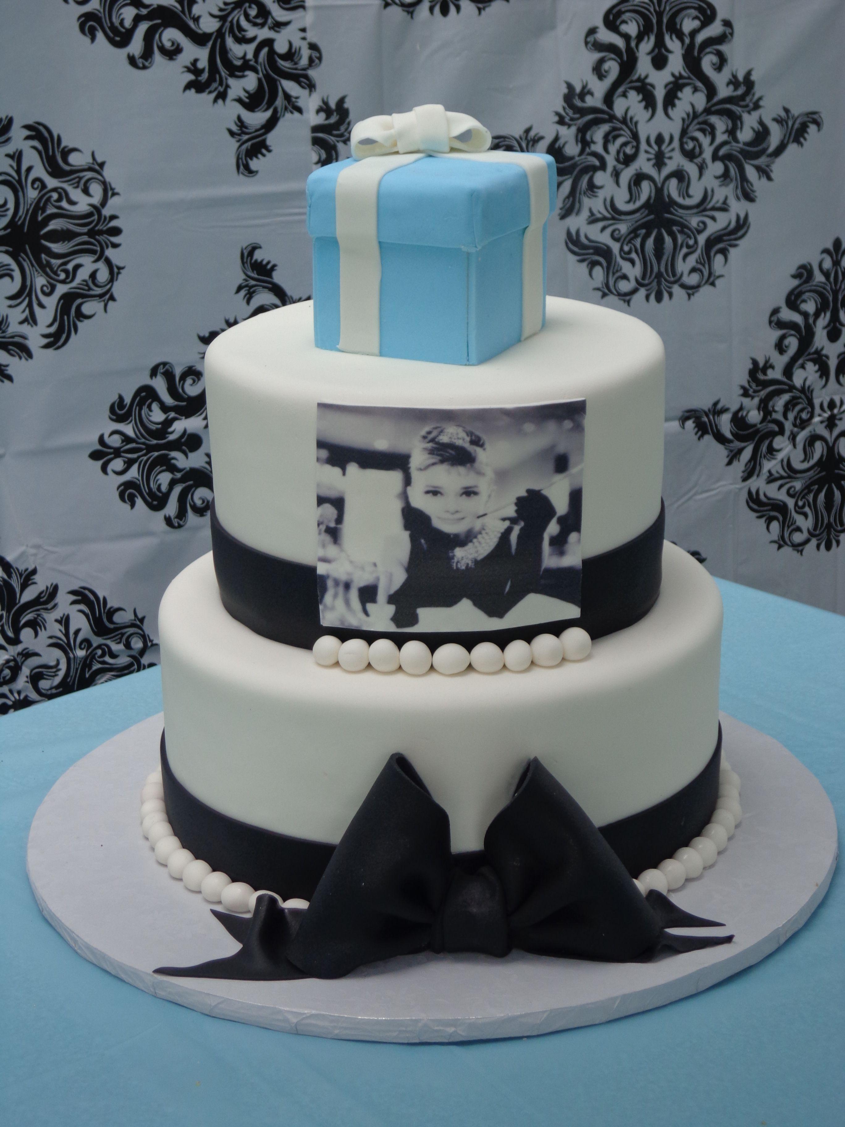 Audrey Hepburn Cake   Audrey hepburn cake, Cake, Cake pops