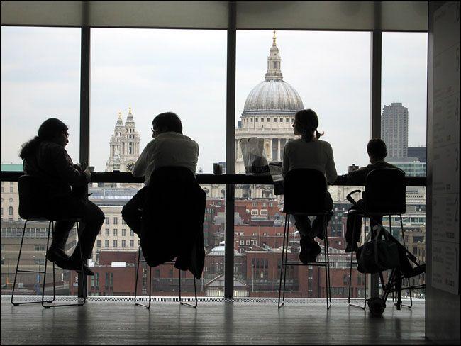 Tate Modern Cafè Level 7 Tate Modern Tate Modern Restaurant London Restaurants