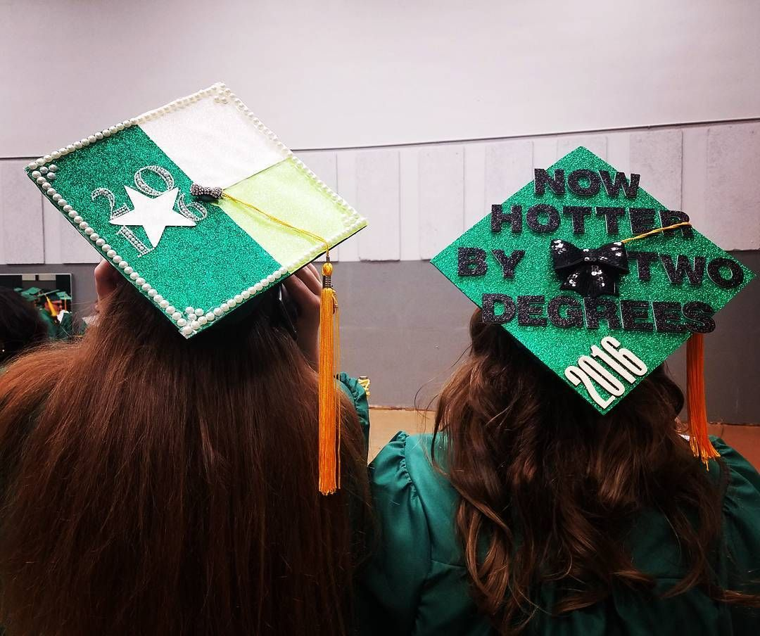 Utc Graduation 2020.North Texas Flag And Now Hotter By Two Degreese Unt Grad Cap