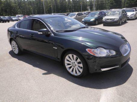 2009 Jaguar Xf Premium In Greensboro Nc 10831262 At Carmax Com