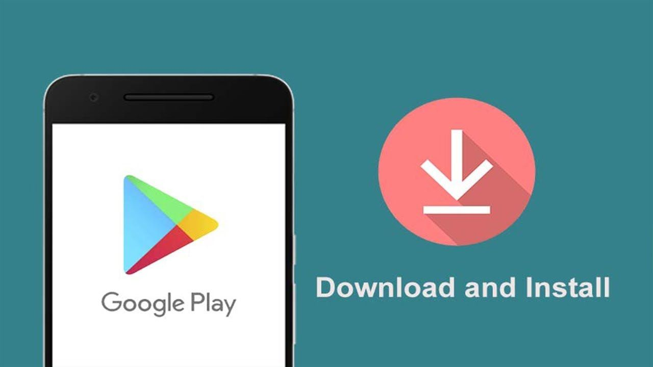 Play Store Download on your Android Device Play Store