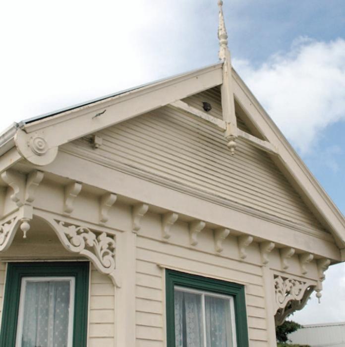 House eave decor
