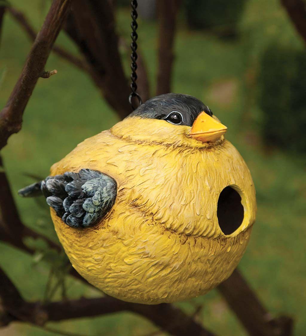 Chubby bird hook