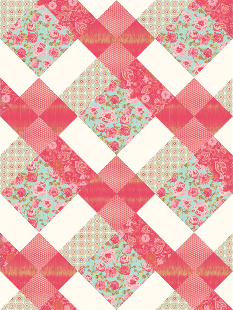 Pin By Susie Cross On Romantic Quilts Turorials Fabric