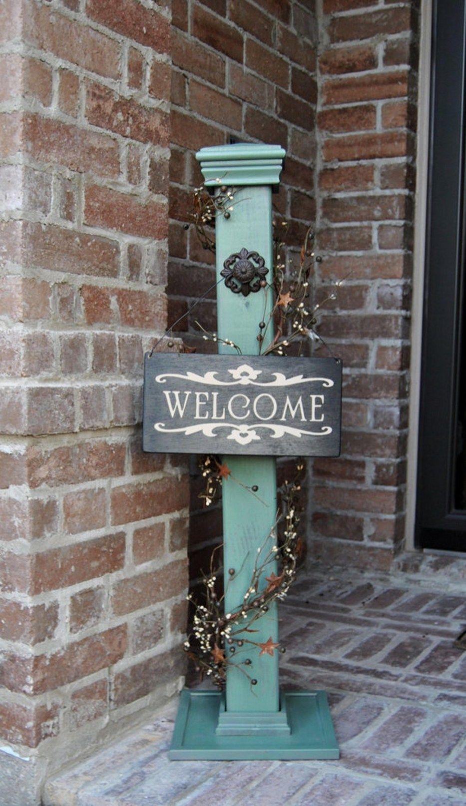 Gorgeous Rustic Farmhouse Porch Design Ideas Porch