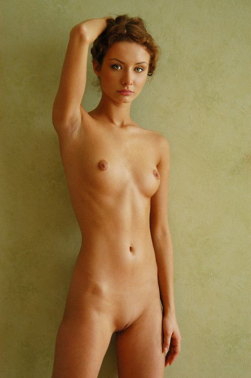 Nude girls with flat abs