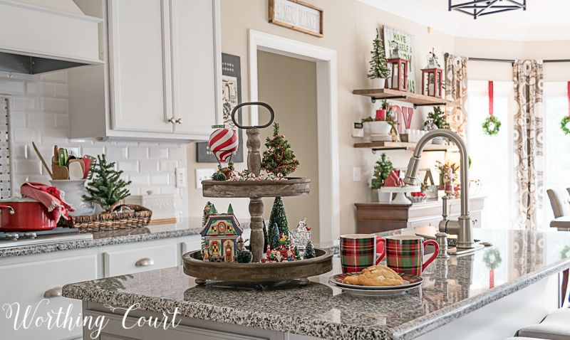 my christmas kitchen decor a giveaway and an exclusive offer christmas kitchen kitchen on kitchen xmas decor id=59822
