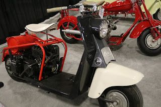 OldMotoDude: 1959 Cushman Road King Model 725 sold for $2,250 a...