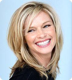 Hairstyles on Pinterest | Heather Locklear, Auburn Hair and ...