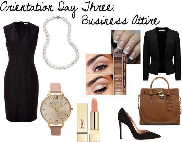 What to Wear: Law School Orientation Edition