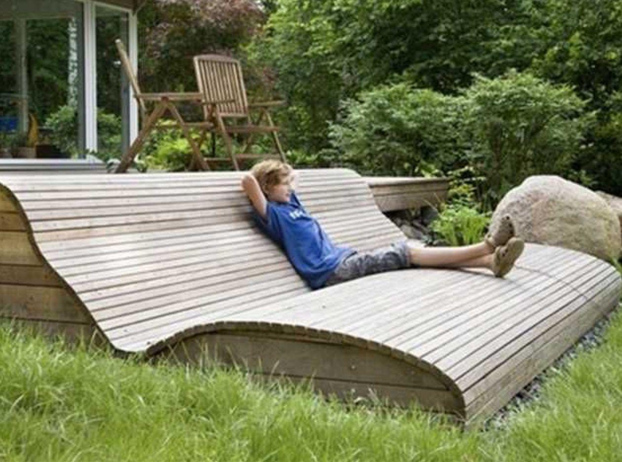 Pin By Zech On Outdoors Inspo Diy Outdoor Furniture Garden Sofa Green Roof