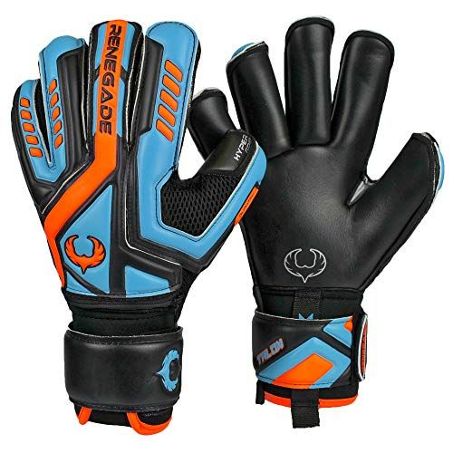 R- GK Talon Cyclone 2 Roll Cut (Size 6) Soccer Goalie Gloves Youth   Adult  with Pro Fingersaves - Improve Goal Blocking - Latest Soccer Goalie  Equipment ... ae24e09b70