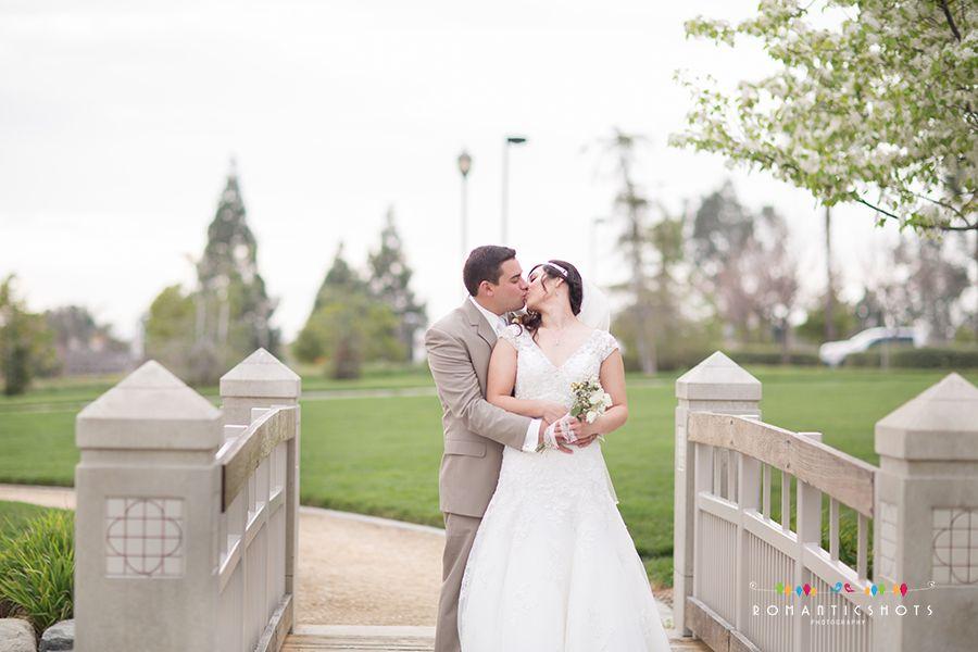 Wedding At Rancho Cucamonga Central Park