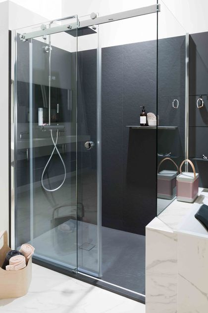 Douche l 39 italienne 20 mod les d couvrir design for Maison contemporaine italienne