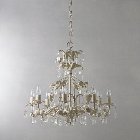 Buy john lewis annabella chandelier 8 arm online at johnlewis buy john lewis annabella chandelier 8 arm online at johnlewis aloadofball Image collections