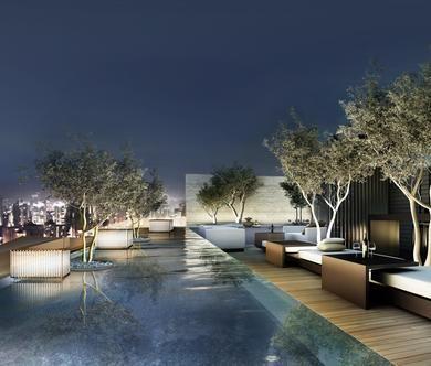 Echelon Singapore Architecture Architecture Singapore Architecture Rooftop Design