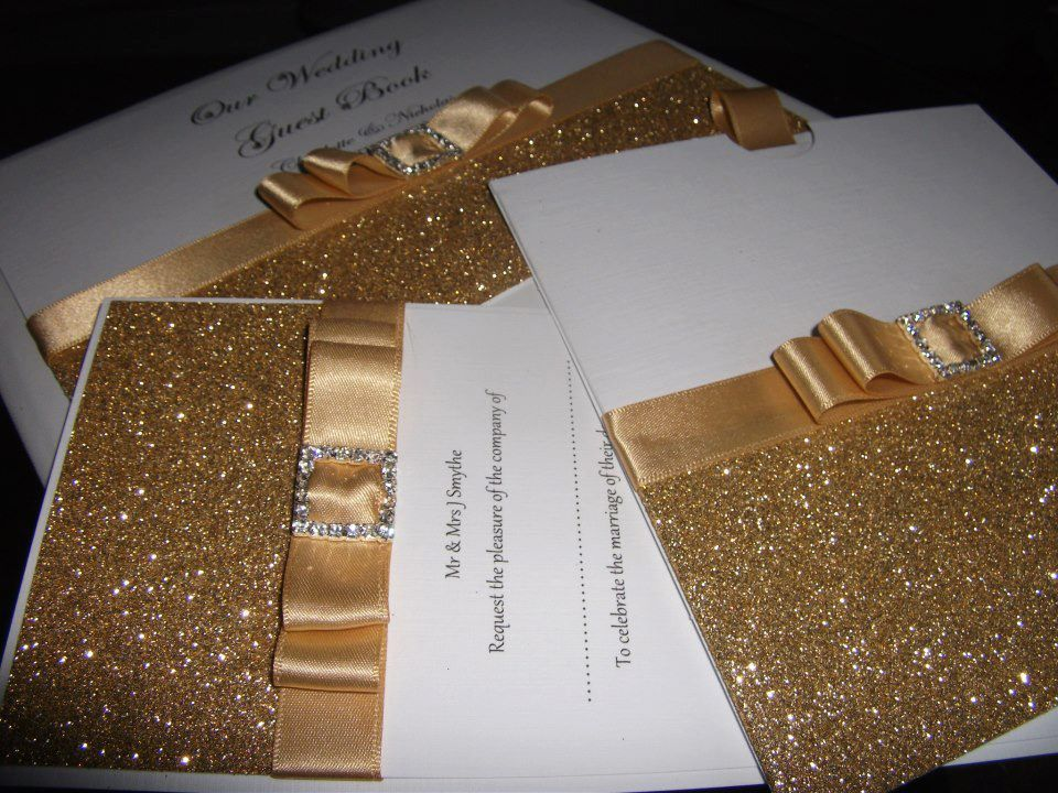 These are wedding invitations but they are going to be next years ...