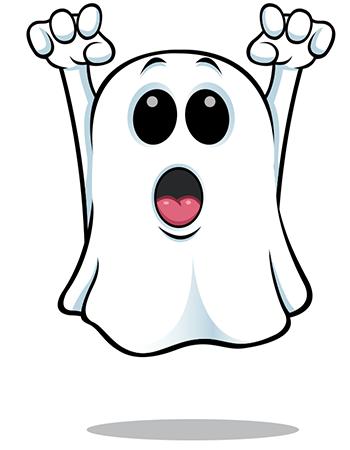Haunting Halloween Cartoons Halloween Clipart Ghost Cartoon