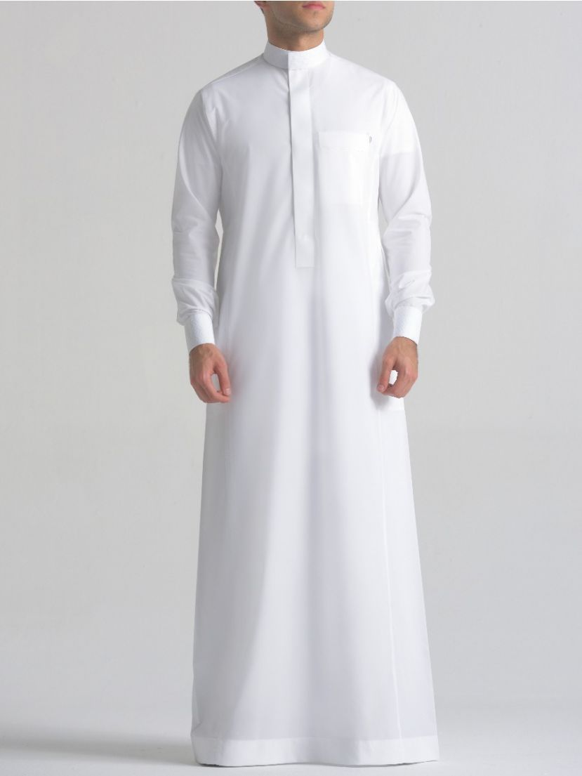 Kashkha Thobe Clothes Design Garment Arabic Clothing