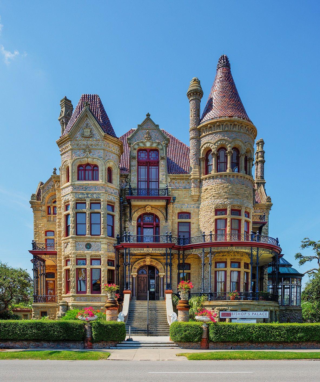 Historical Galveston - Bishop's Palace
