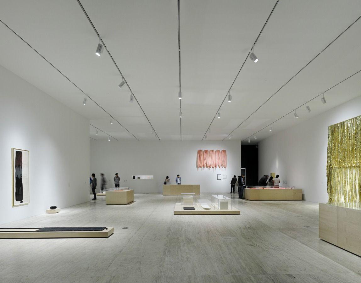 David Chipperfield Architects Museo Jumex Interiors