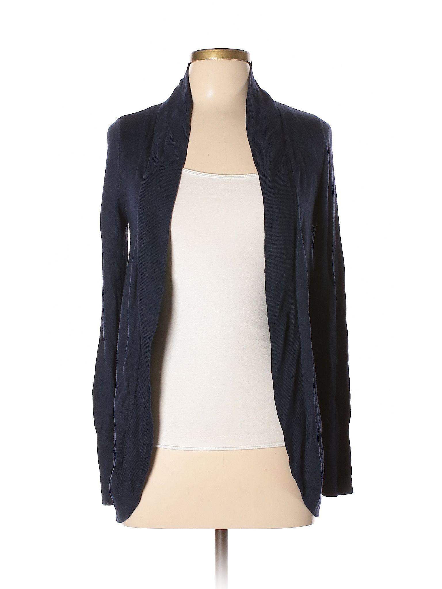 Merona Cardigan Size 800 Navy Blue Womens Sweaters & Sweatshirts