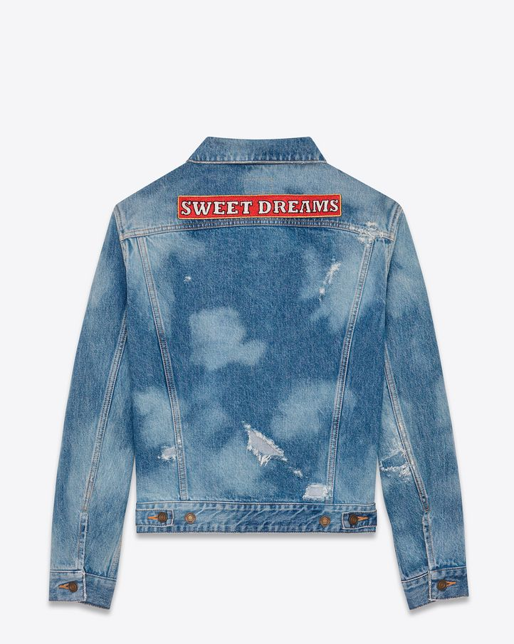 7ae022c0ffea2 Saint Laurent Casual Jackets: discover the selection and shop online on YSL .com