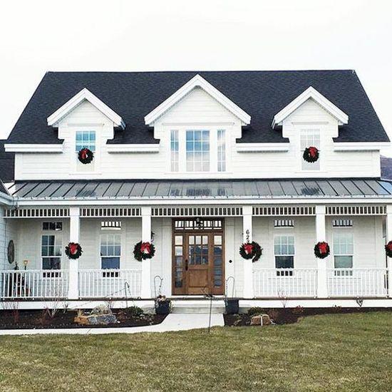 30 Gorgeous Farmhouse Front Porch Design Ideas Freshouz Com: 20 BEAUTIFUL Farmhouse Stained Wood Doors