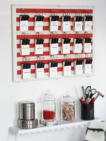 Smart Storage in Dazzling Displays | Organization (Home