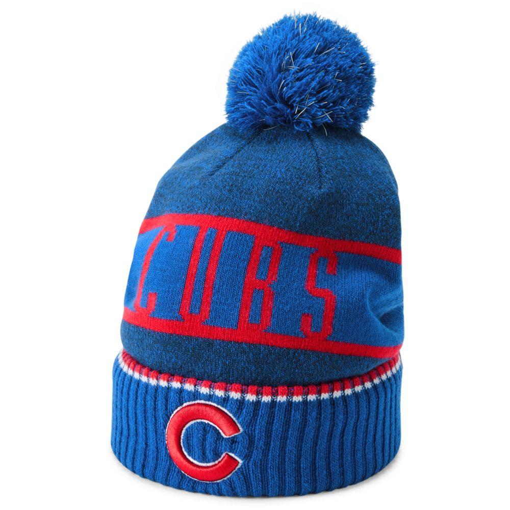 4b138518 Chicago Cubs Team Pom Beanie by Under Armour #ChicagoCubs #Cubs  #EverybodyIN #GoCubsGo