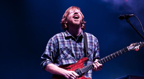 I do it because it gets me off phish at msg 12 29 11 - Phish madison square garden tickets ...
