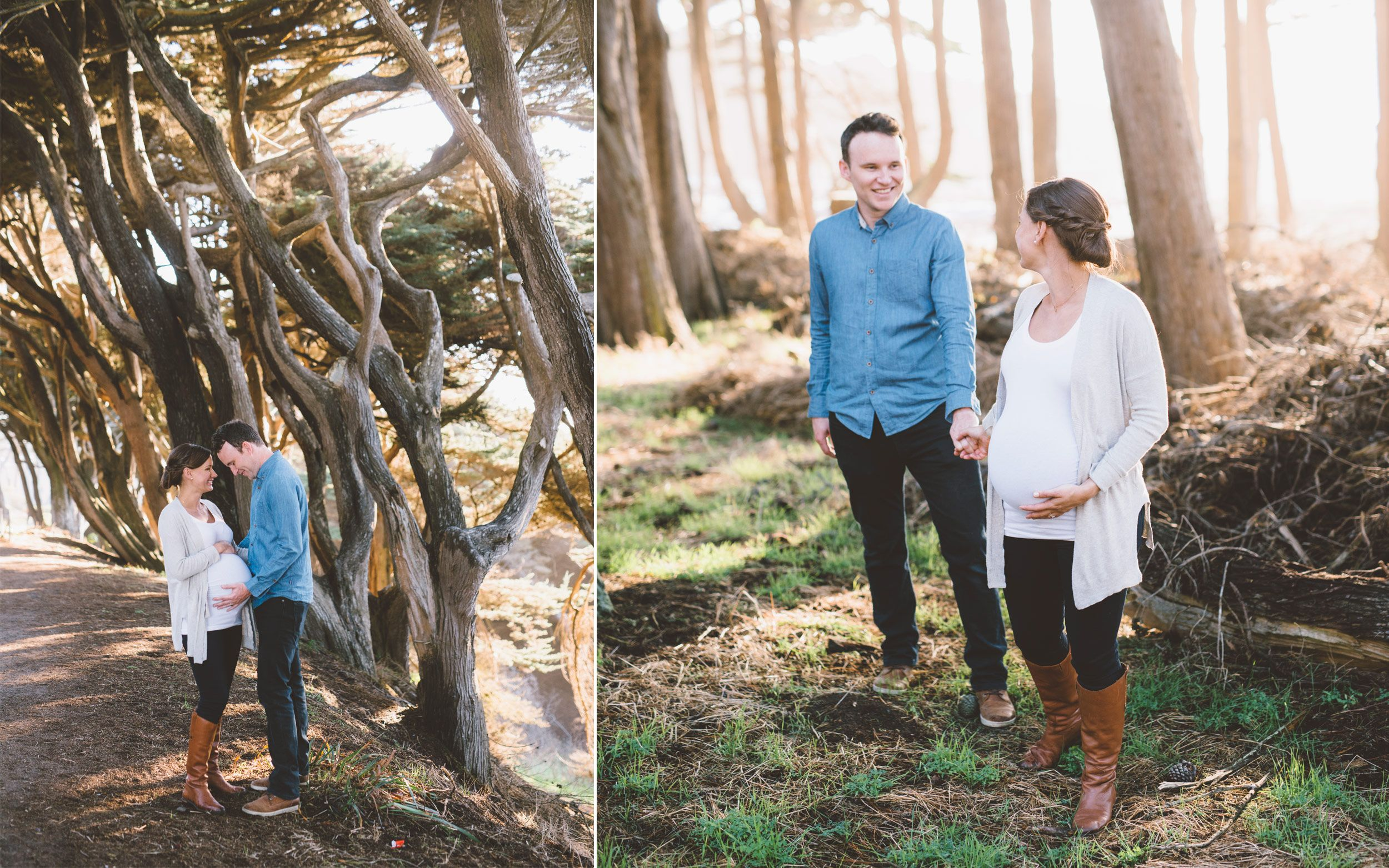 537056336b1fd Lands End San Francisco - Maternity Photo Session. Clothing and posing  ideas for maternity photoshoot.