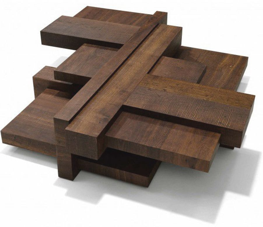 Table Basse Manhattan Linteloo 3 Table Basse Design Bois Table