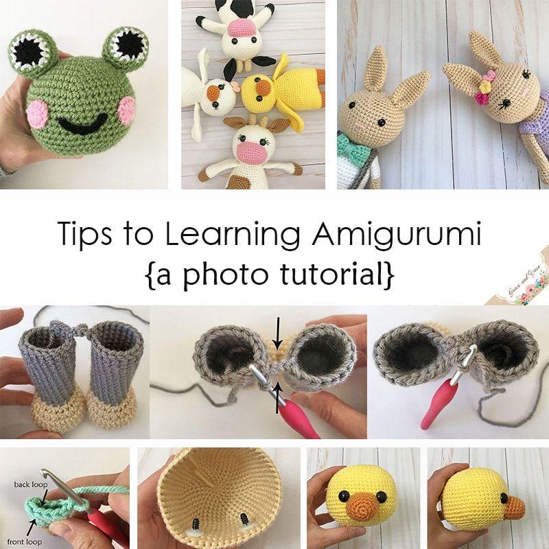 Tips to Learning Amigurumi | crochet ideas | Pinterest | Ganchillo ...