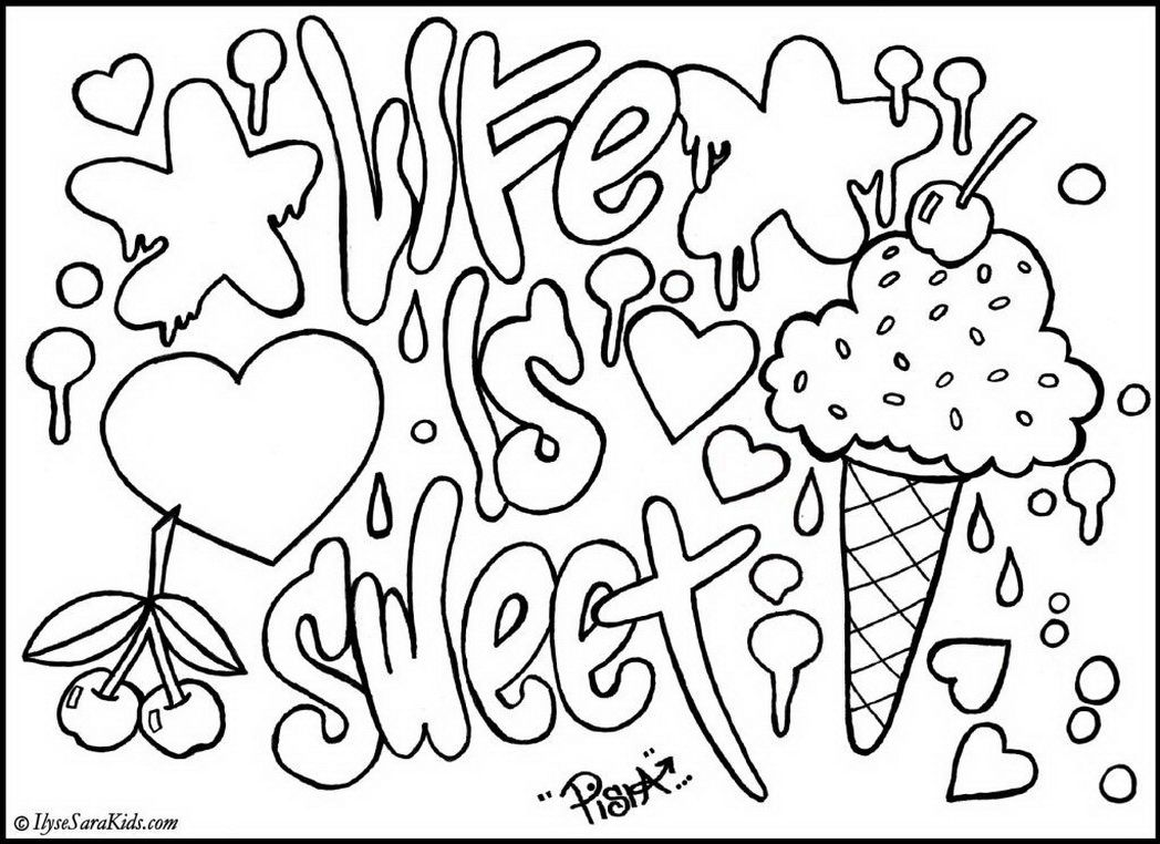 Coloring Pages With Simple Designs Get It Now