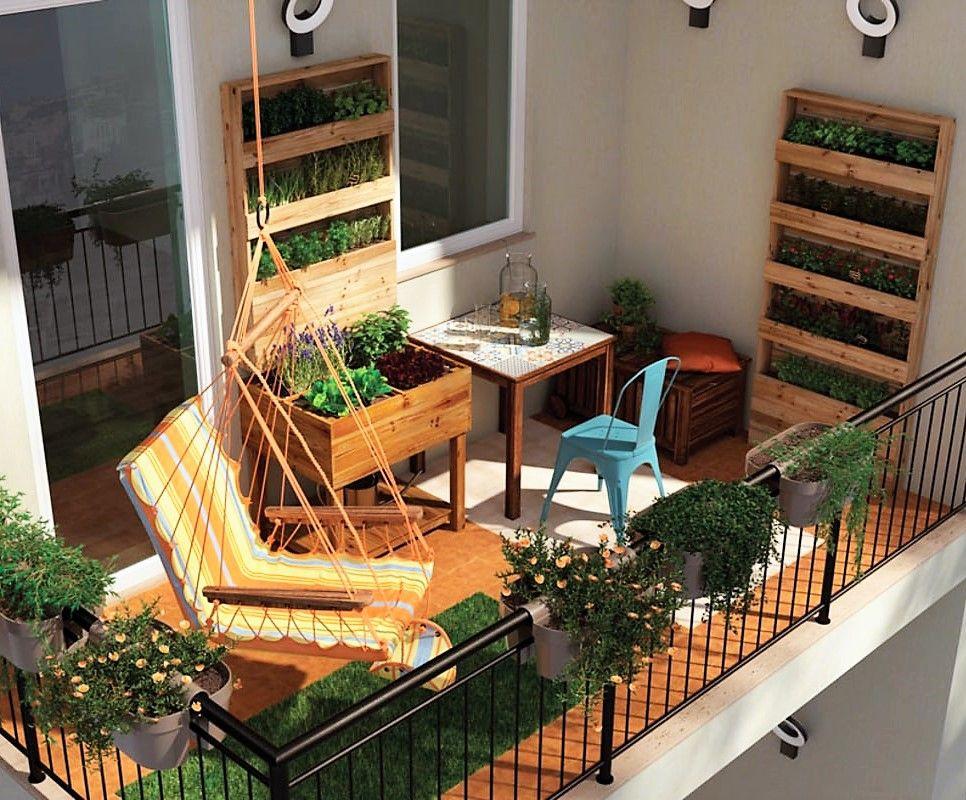 Come arredare un piccolo terrazzo: 4 idee per sfruttarlo ...