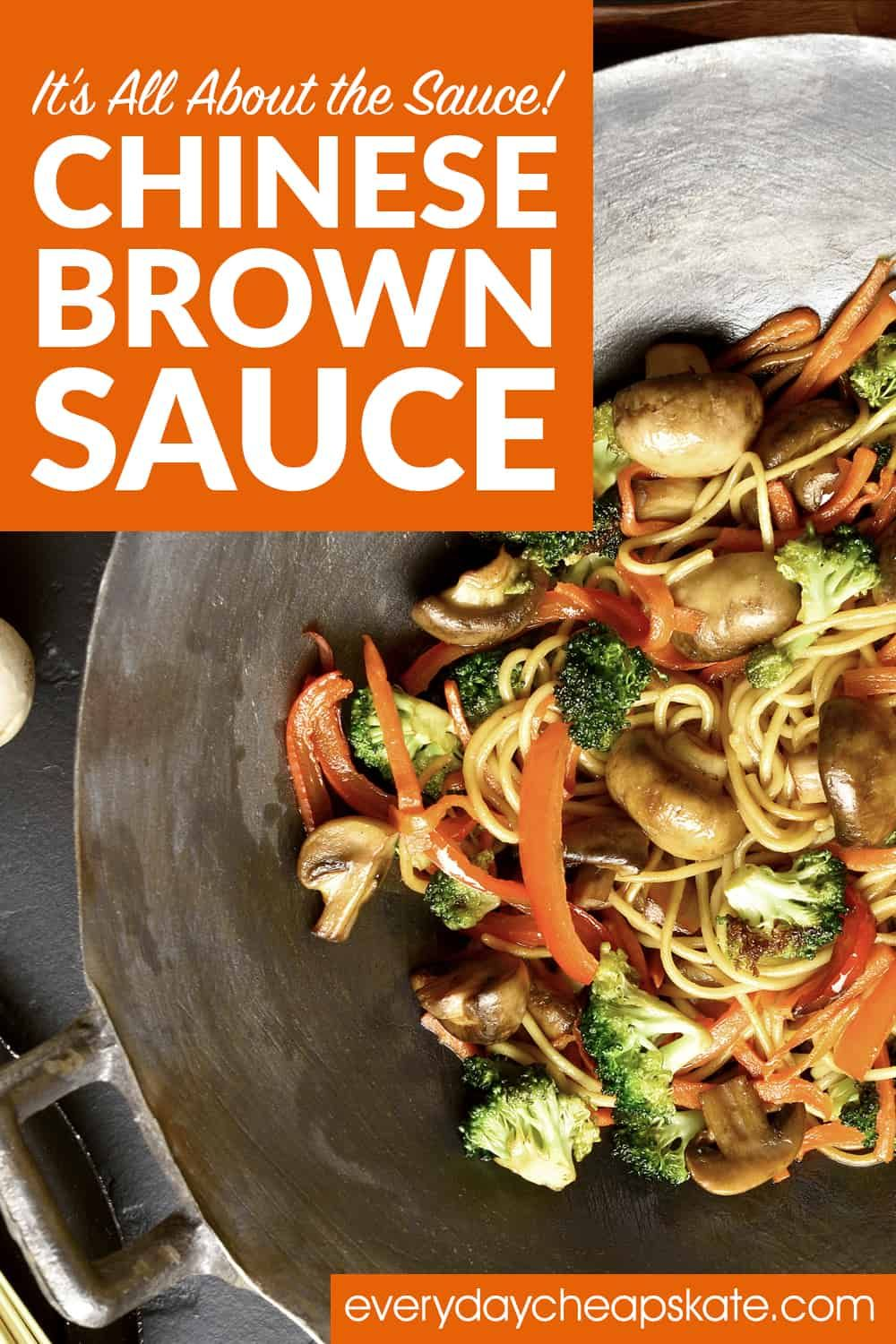 It S All About The Sauce Chinese Brown Sauce Recipe In 2020 Chinese Brown Sauce Asian Recipes Brown Sauce