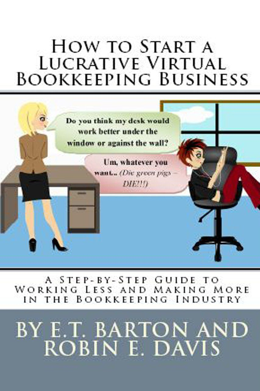 How to Start a Lucrative Virtual Bookkeeping Business A