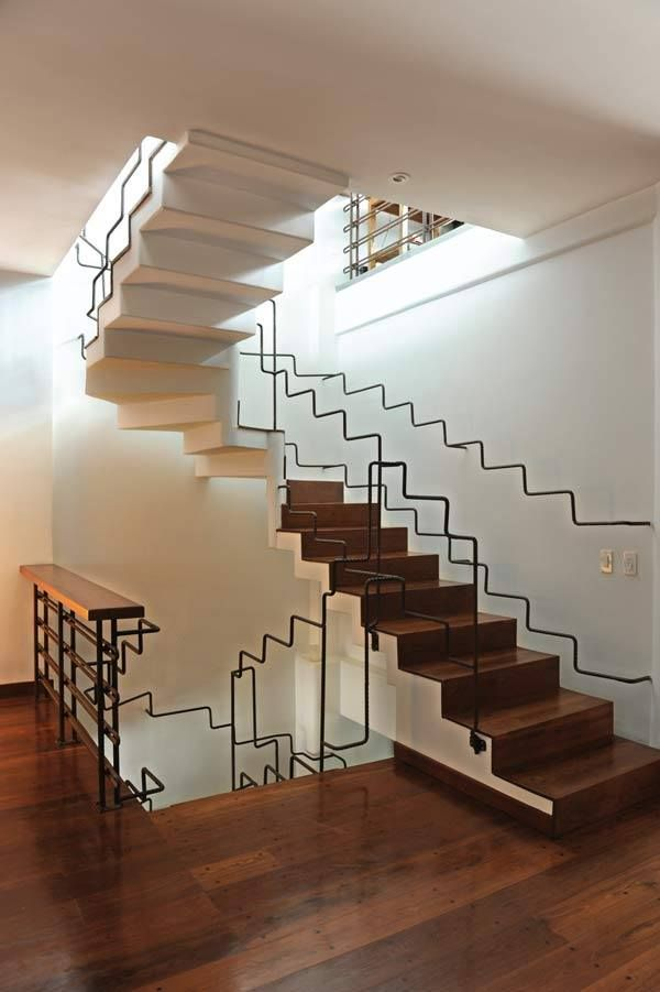 Best Simon Vélez Architect Mastering Bamboo Stairs House 400 x 300