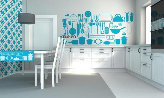 Artistic Wall Painting Ideas For Kitchen Decorating This Might