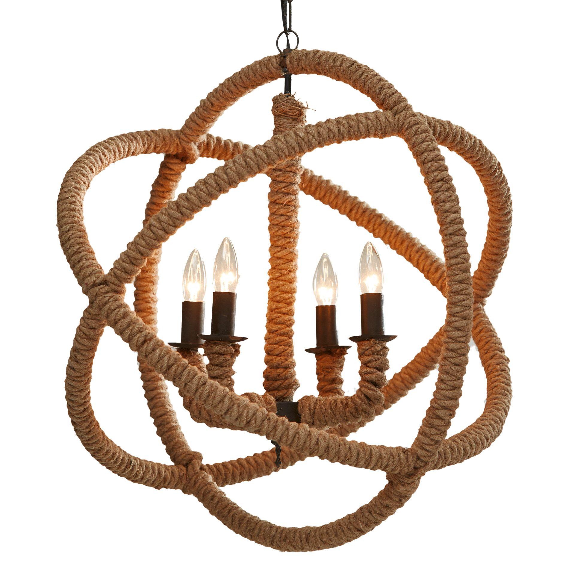 Trent Austin Design Wittimer Chandelier Lighting