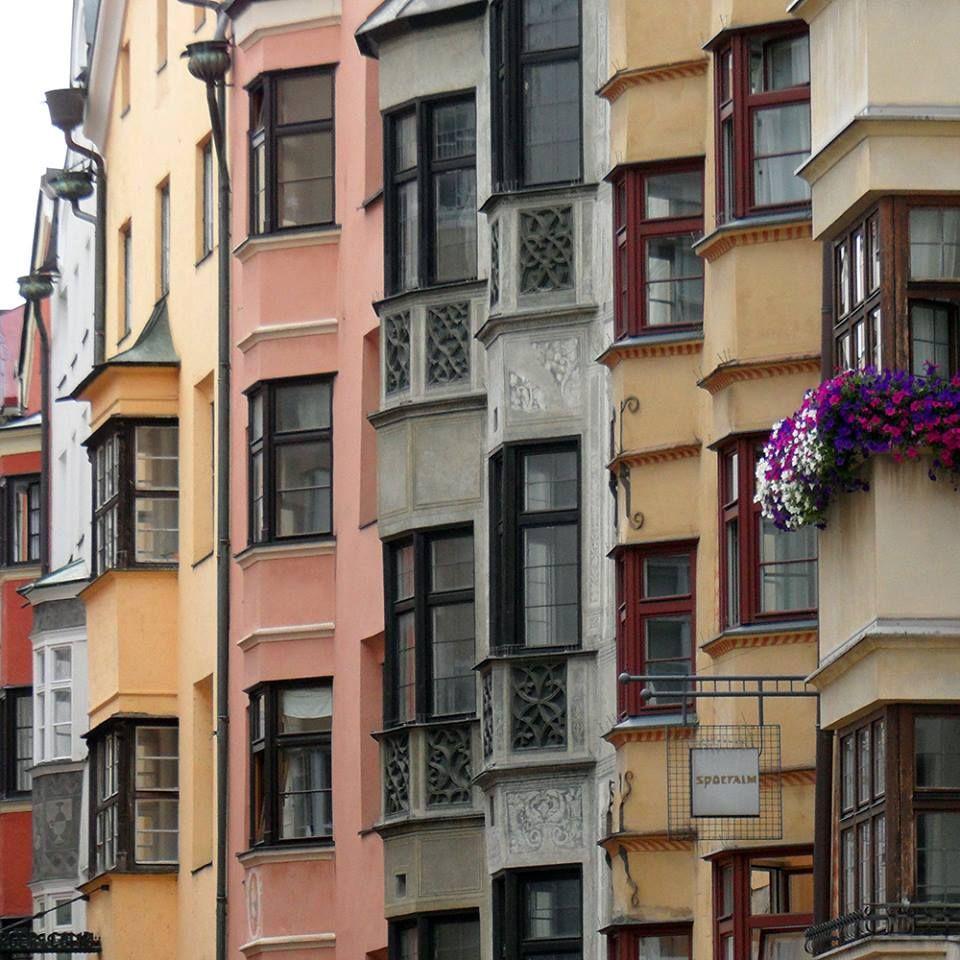 Finestre_Windows_Foto Didatticarte-Innsbruck-Colori e facciate