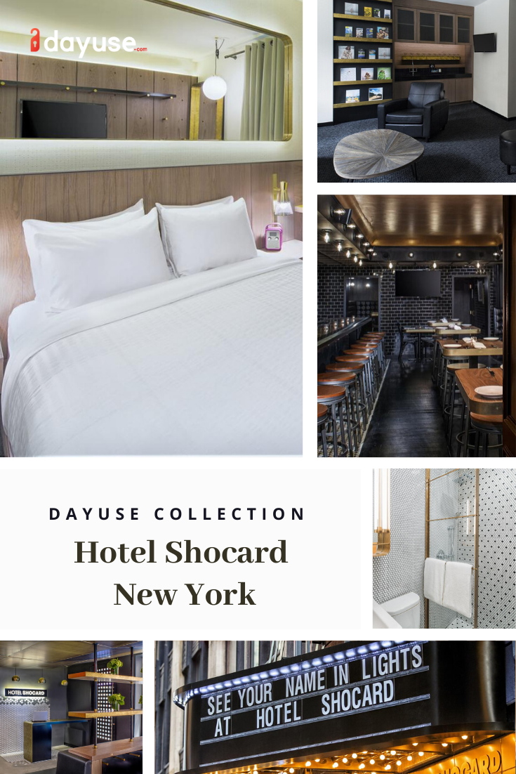 Enjoy A Staycation At Hotel Shocard In Manhattan Luxury Rooms Book A Hotel Room Hotels Room