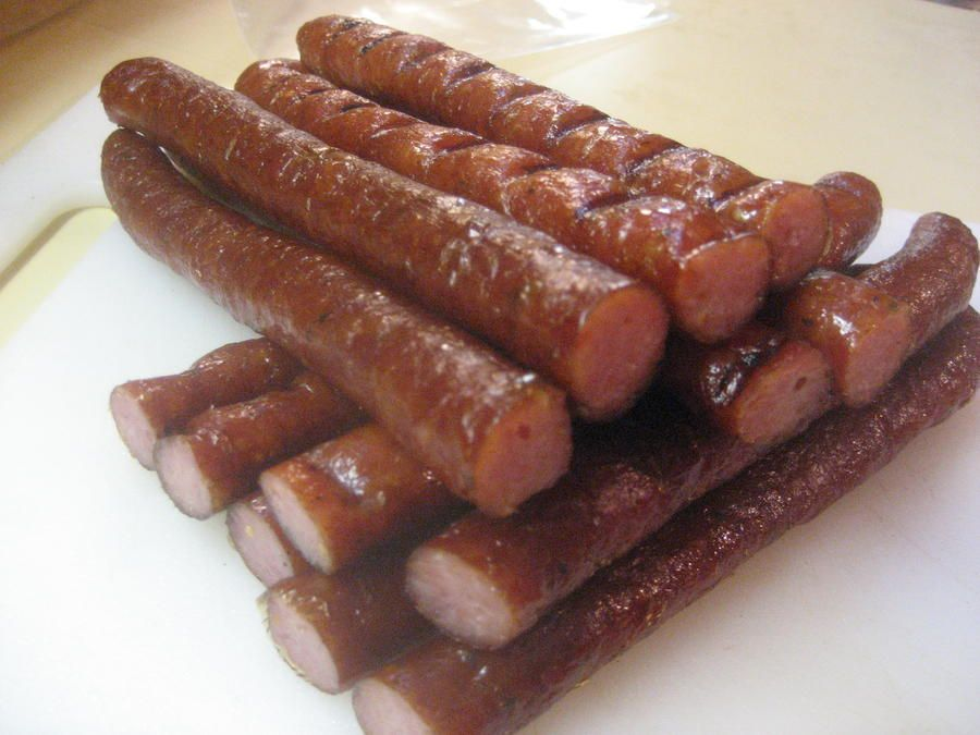 Pin By Pete Rodriguez On Sausages Snack Stick Recipe